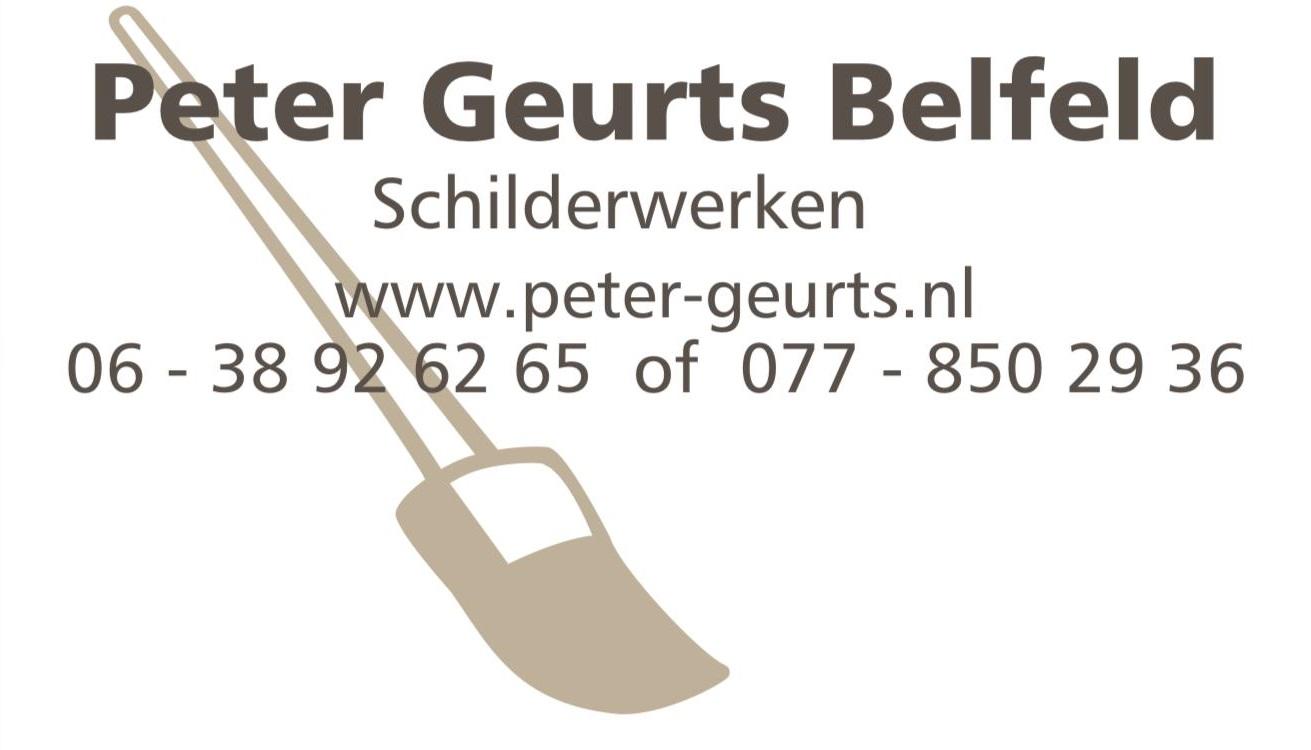 Peter Geurts Belfeld